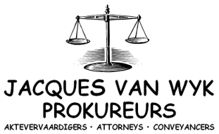 Jacques Van Wyk Attorneys (Waverley, Pretoria) Attorneys / Lawyers / law firms in Pretoria Central (South Africa)