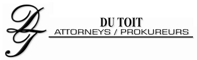 Du Toit Attorneys (Pretoria) Attorneys / Lawyers / law firms in Pretoria Central (South Africa)