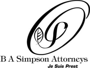 BA Simpson Attorneys (Johannesburg, Highlands North) Attorneys / Lawyers / law firms in Johannesburg (South Africa)