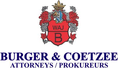 Burger & Coetzee Attorneys (Bellville, Cape Town) Attorneys / Lawyers / law firms in  (South Africa)