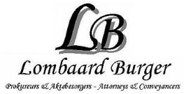 Lombaard Burger Attorneys (Strand) Attorneys / Lawyers / law firms in Strand (South Africa)