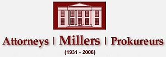 Millers Attorneys (Cape Town and George) Attorneys / Lawyers / law firms in Cape Town (South Africa)
