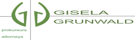 Gisela Grunwald Attorneys Inc (Rustenburg) Attorneys / Lawyers / law firms in  (South Africa)
