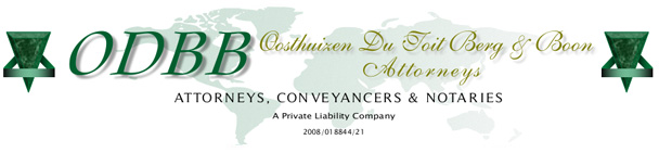 Oosthuizen Du Toit Berg & Boon Attorneys (aka ODBB Attorneys) (Sandton) Attorneys / Lawyers / law firms in  (South Africa)