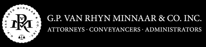 GP van Rhyn Minnaar & Co Inc (Port Elizabeth) Attorneys / Lawyers / law firms in  (South Africa)