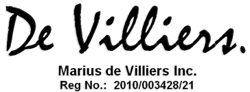 Marius de Villiers Inc (Potchefstroom) Attorneys / Lawyers / law firms in  (South Africa)