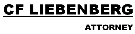 CF Liebenberg Attorney (Barberton) Attorneys / Lawyers / law firms in  (South Africa)