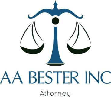 AA Bester Inc (Benoni) Attorneys / Lawyers / law firms in  (South Africa)