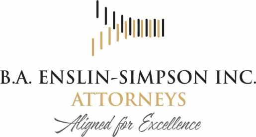 B A Enslin-Simpson Incorporated Attorneys (Lonehill) (Fourways) (Randburg)(Sandton) (Johannesburg) Attorneys / Lawyers / law firms in  (South Africa)
