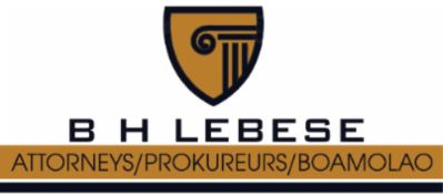 B H Lebese Attorneys (Polokwane) Attorneys / Lawyers / law firms in  (South Africa)