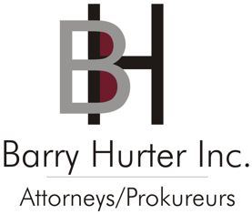 Barry Hurter Inc. Attorneys (Roodepoort) Attorneys / Lawyers / law firms in  (South Africa)