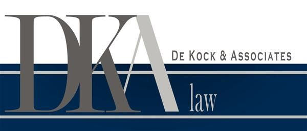 DKA - De Kock & Associates Inc (Somerset West) Attorneys / Lawyers / law firms in  (South Africa)