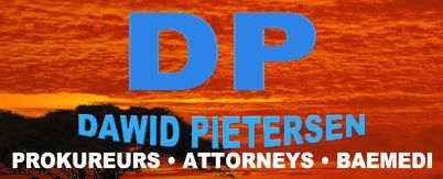 Dawid Pietersen Prokureurs / Attorneys / Baemedi (Pretoria North) Attorneys / Lawyers / law firms in  (South Africa)