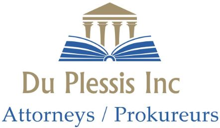 Du Plessis Inc - Attorneys / Prokureurs (Potchefstroom) Attorneys / Lawyers / law firms in  (South Africa)