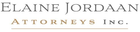 A Elaine Jordaan Attorneys Inc. (Somerset West) Attorneys / Lawyers / law firms in  (South Africa)