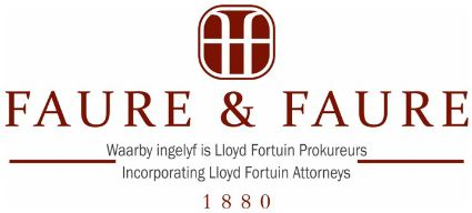 Faure & Faure Inc. (Paarl) Attorneys / Lawyers / law firms in Paarl (South Africa)