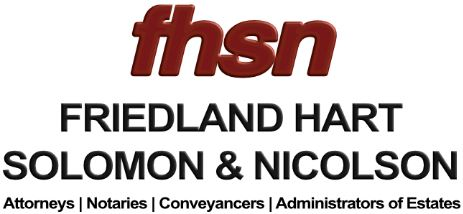 Friedland Hart Solomon & Nicolson (Pretoria, Monument Park) Attorneys / Lawyers / law firms in  (South Africa)