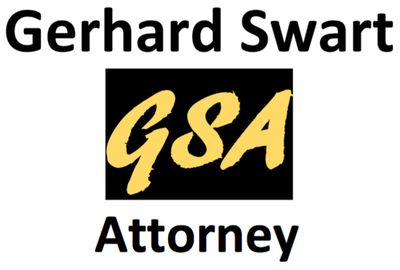 Gerhard Swart Attorney (Stellenbosch) Attorneys / Lawyers / law firms in  (South Africa)