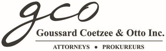 Goussard Coetzee & Otto Inc. (Somerset West) Attorneys / Lawyers / law firms in Somerset West (South Africa)