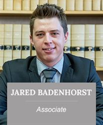 Jared Badenhorst