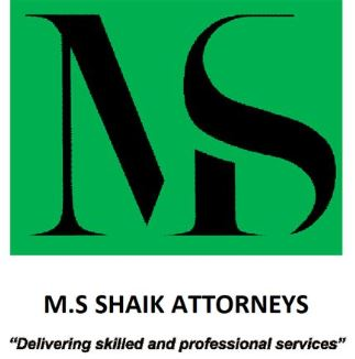 M.S. Shaik Attorneys (Johannesburg, Aspen Hills) Attorneys / Lawyers / law firms in  (South Africa)