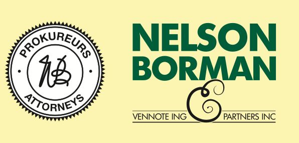 Nelson Borman and Partners Inc (Randburg) Attorneys / Lawyers / law firms in  (South Africa)