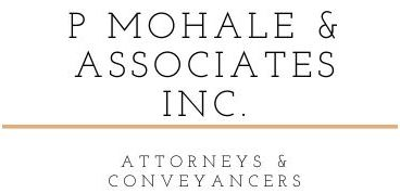 P Mohale and Associates Inc (Parys) Attorneys / Lawyers / law firms in Parys (South Africa)