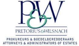 Pretorius & Wilsnach Inc (Arcadia) Attorneys / Lawyers / law firms in  (South Africa)