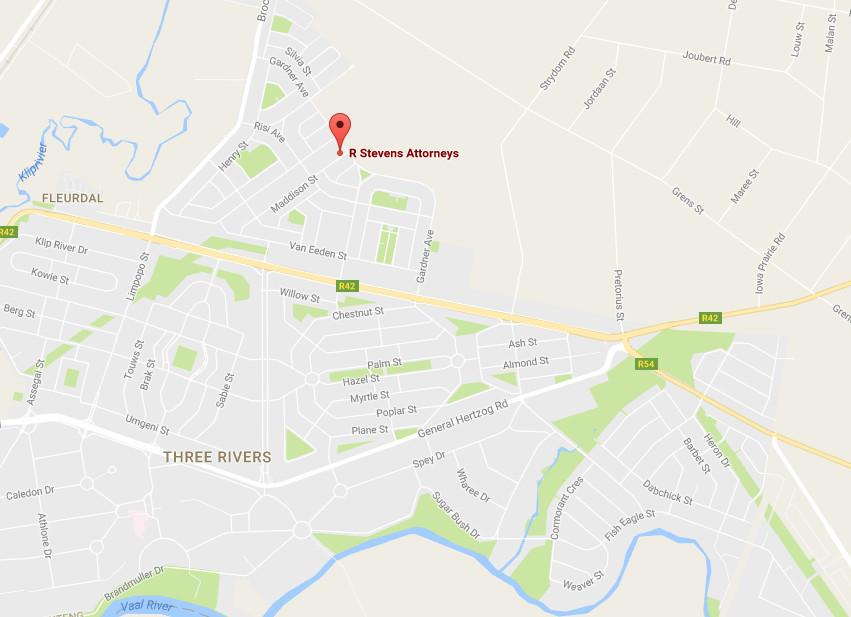 R Stevens Attorneys Vereeniging Gauteng Johannesburg attorneys