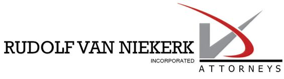 Rudolph Van Niekerk Inc. (Roodepoort, Weltevreden Park) Attorneys / Lawyers / law firms in Roodepoort (South Africa)