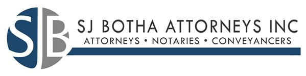 SJ Botha Attorneys Inc. (Attorneys, Notaries & Conveyancers) Attorneys / Lawyers / law firms in  (South Africa)