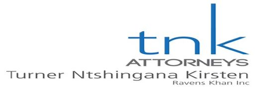 TNK Attorneys - Turner Ntshingana Kirsten Attorneys (Newlands) Attorneys / Lawyers / law firms in Newlands (South Africa)