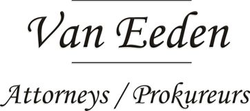 Van Eeden Rabie Inc (Die Wilgers, Pretoria) Attorneys / Lawyers / law firms in  (South Africa)