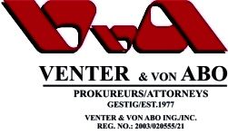 Venter & von Abo Inc. Attorneys / Lawyers / law firms in  (South Africa)
