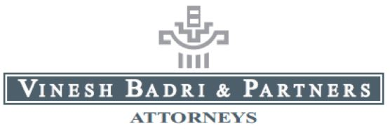 Vinesh Badri & Partners (Durban) Attorneys / Lawyers / law firms in  (South Africa)