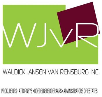 Waldick Jansen van Rensburg Incorporated (Centurion) Attorneys / Lawyers / law firms in  (South Africa)