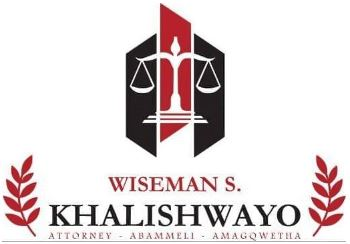 Wiseman S.  Khalishwayo Attorneys (Benoni) Attorneys / Lawyers / law firms in Benoni (South Africa)